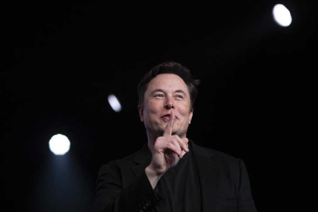 Elon Musk is breaking new ground when it comes to space exploration.