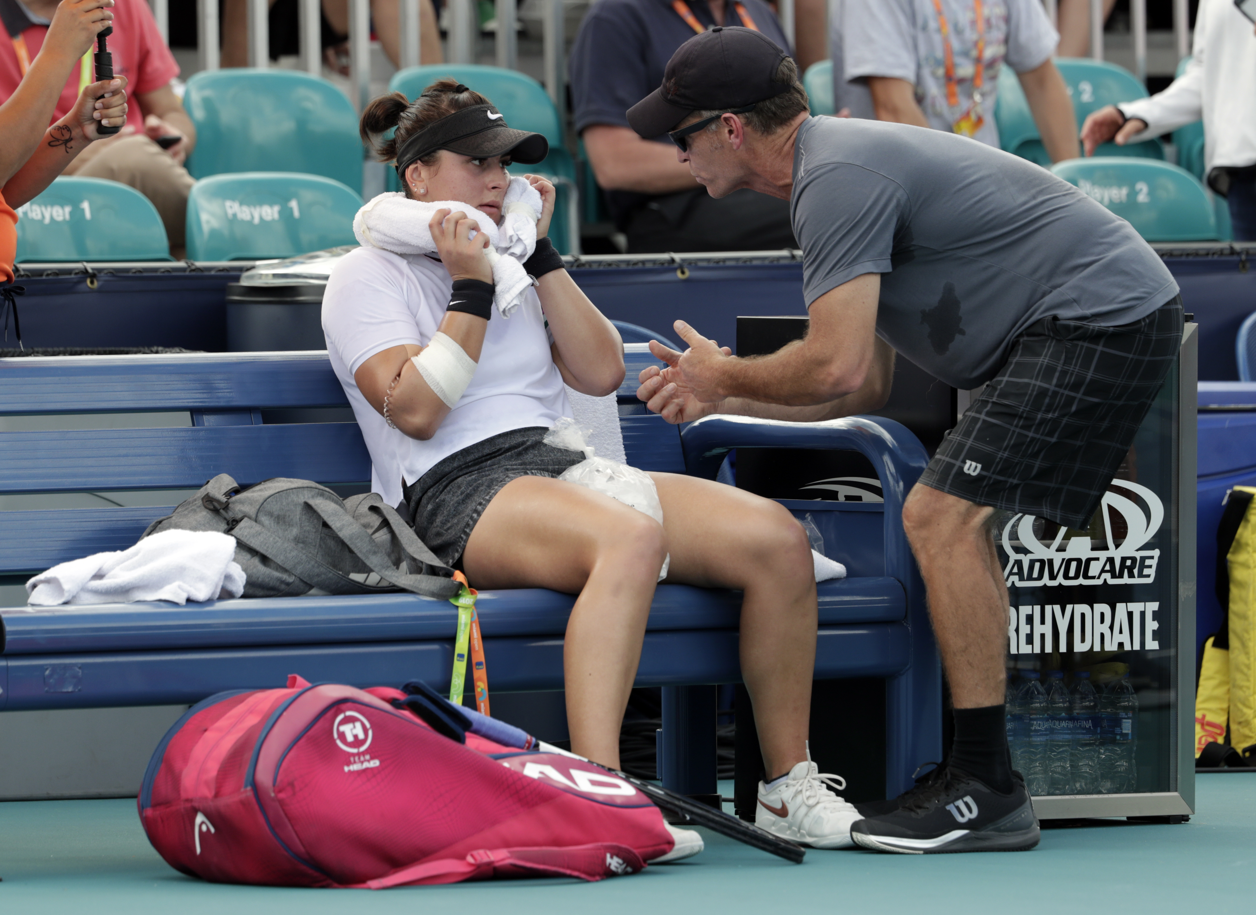 'Rules are rules': Tennis coach admits infection as officials defend quarantine