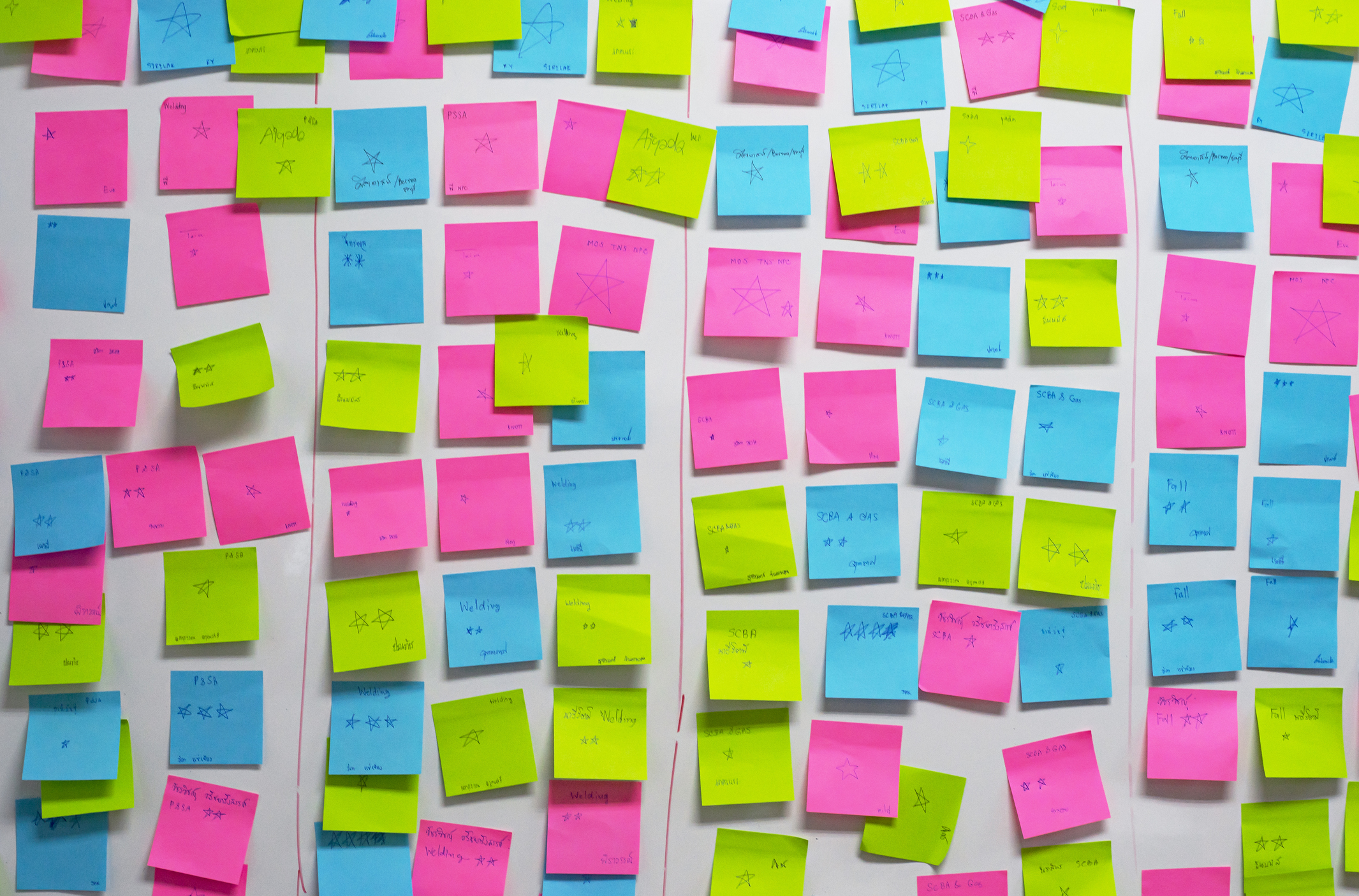The Post-It note is an office staple used by millions around the world