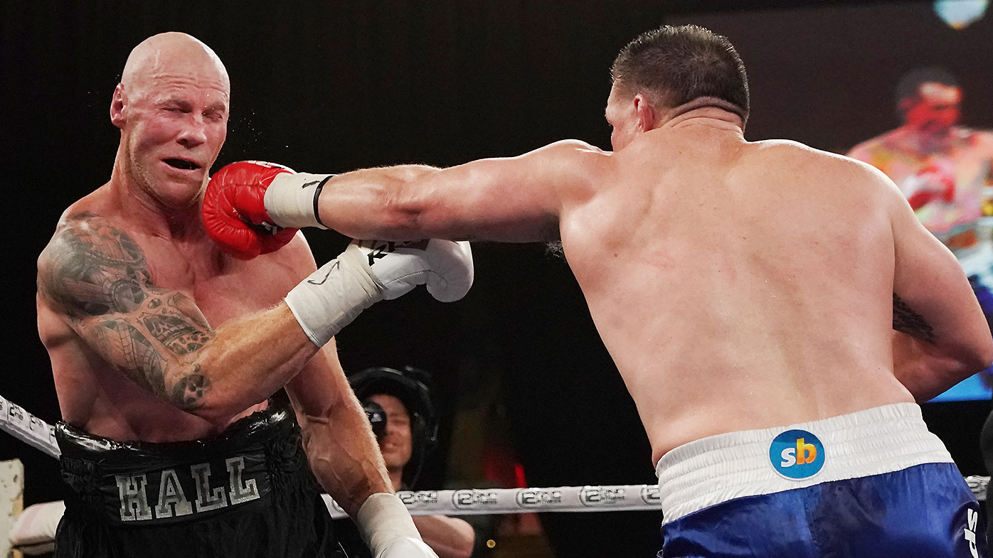 What next for Gallen and Hall after 'Code War'?