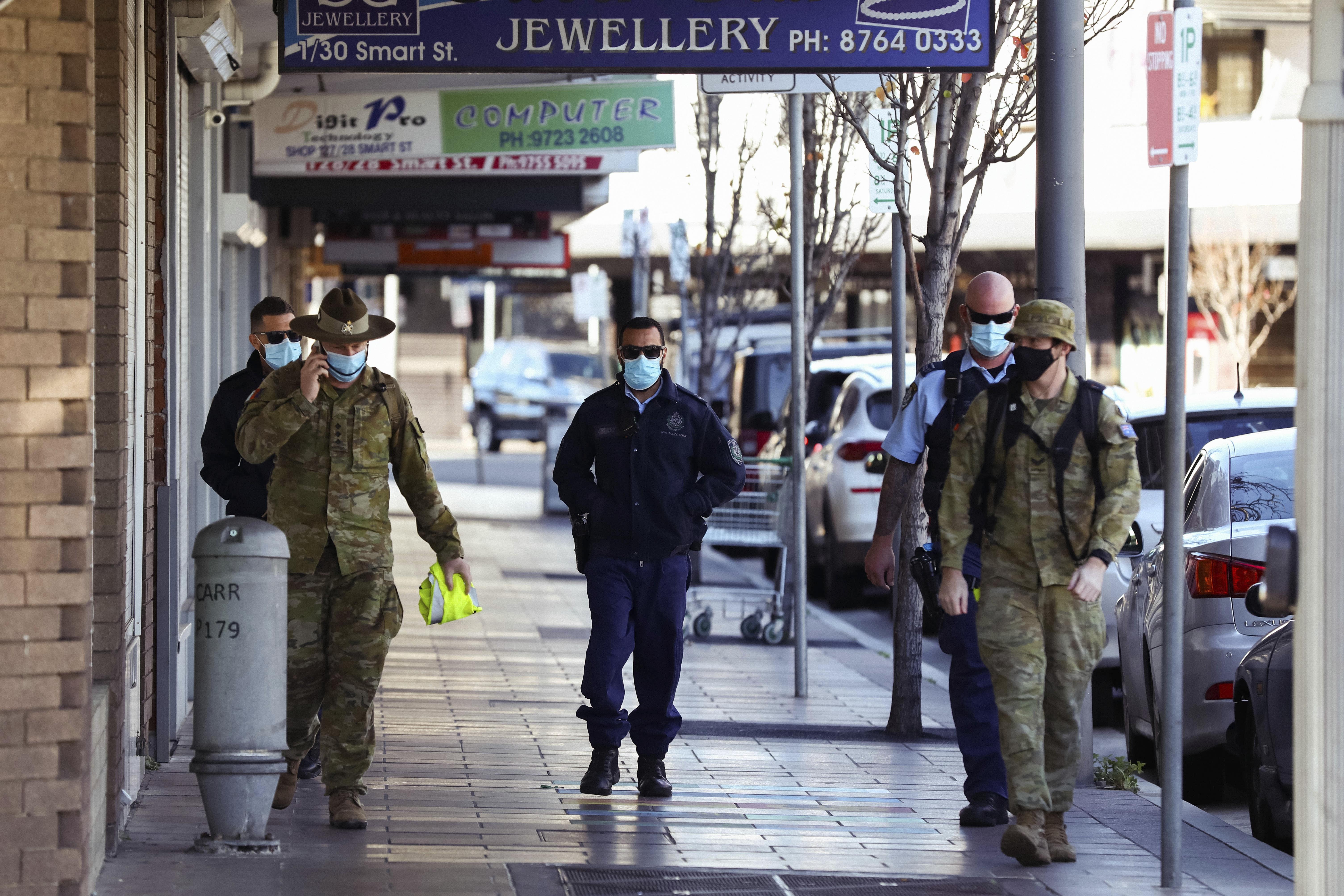 NSW records 207 new local COVID-19 cases