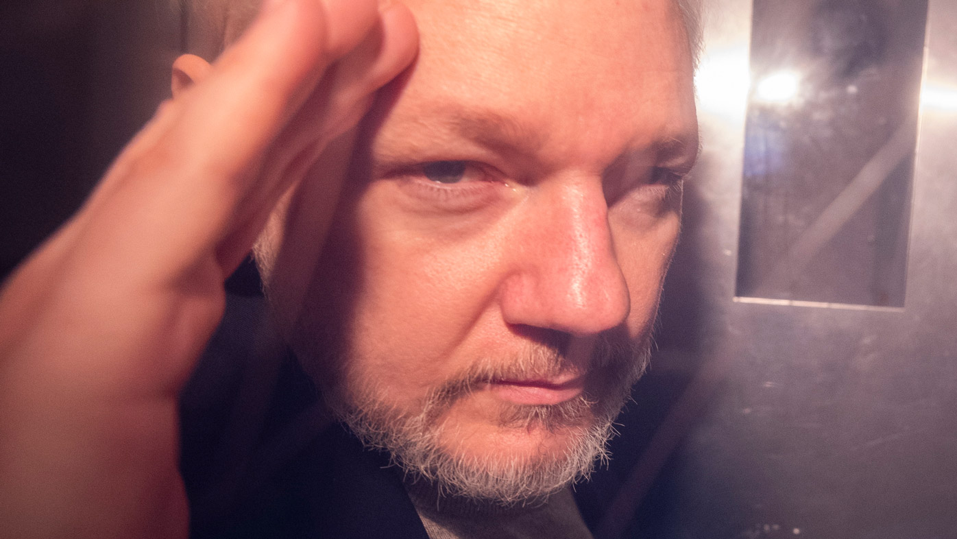 No jail release for Julian Assange amid coronavirus