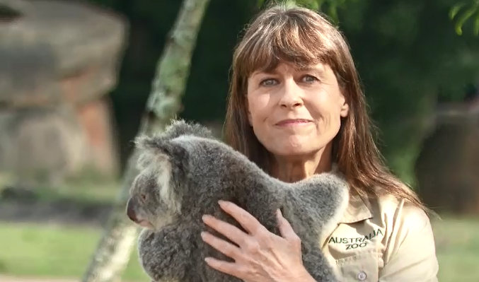 Australia Zoo may have collapsed without 'lifesaver' funding, Irwin says