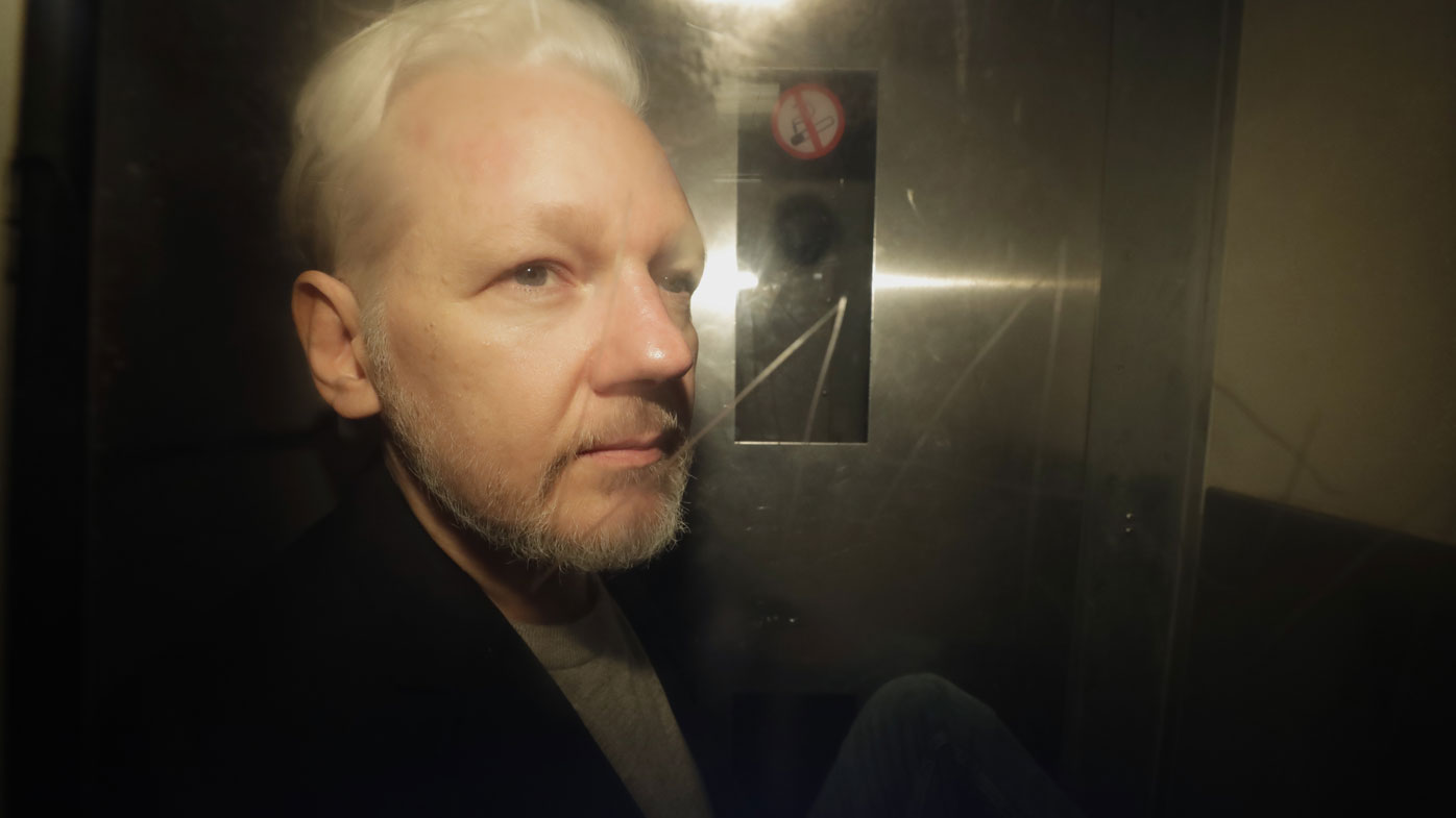 Julian Assange's extradition hearing finishes a day early