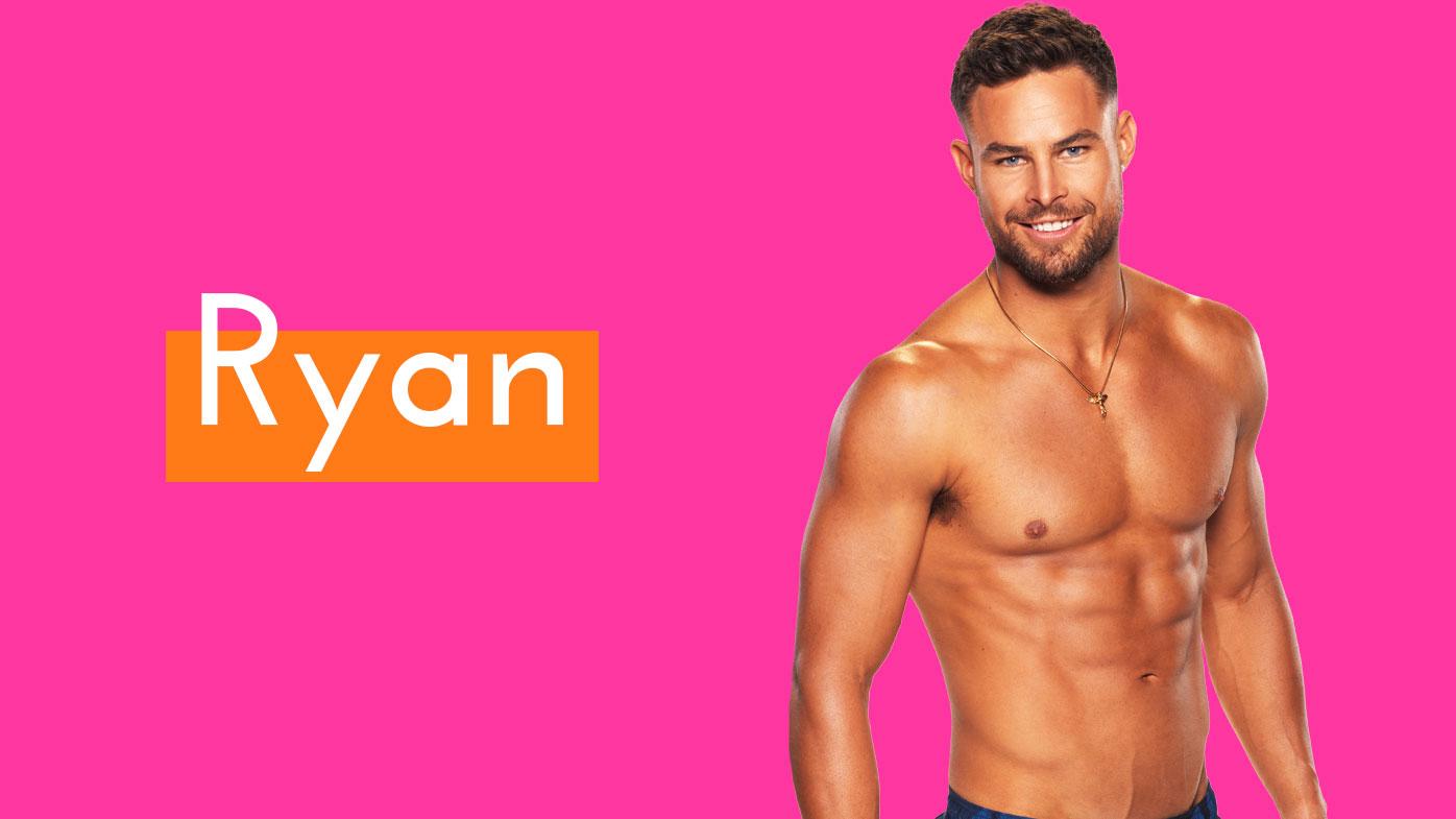 Love Island Australia 2021 BIO Ryan Reid