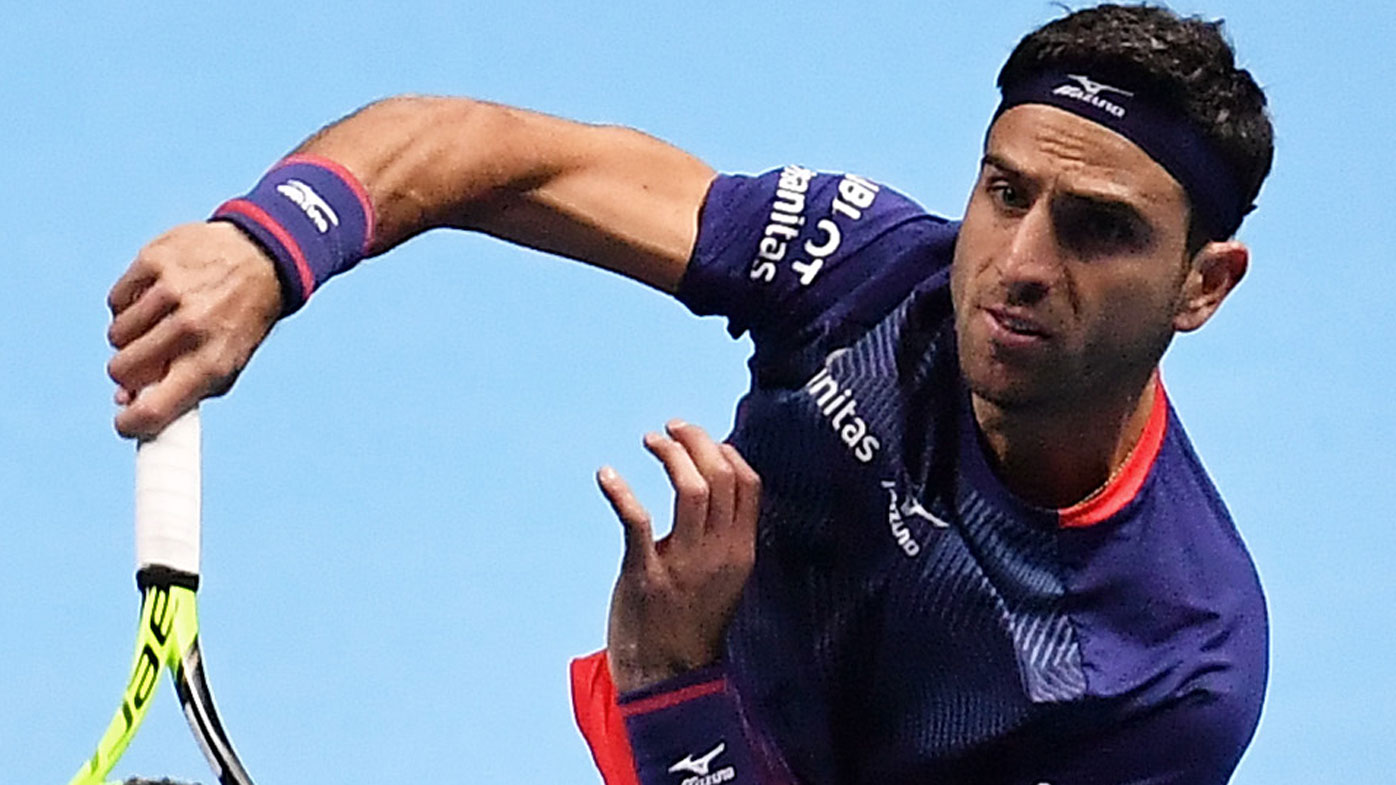 Doubles player Robert Farah tests positive for banned steroid