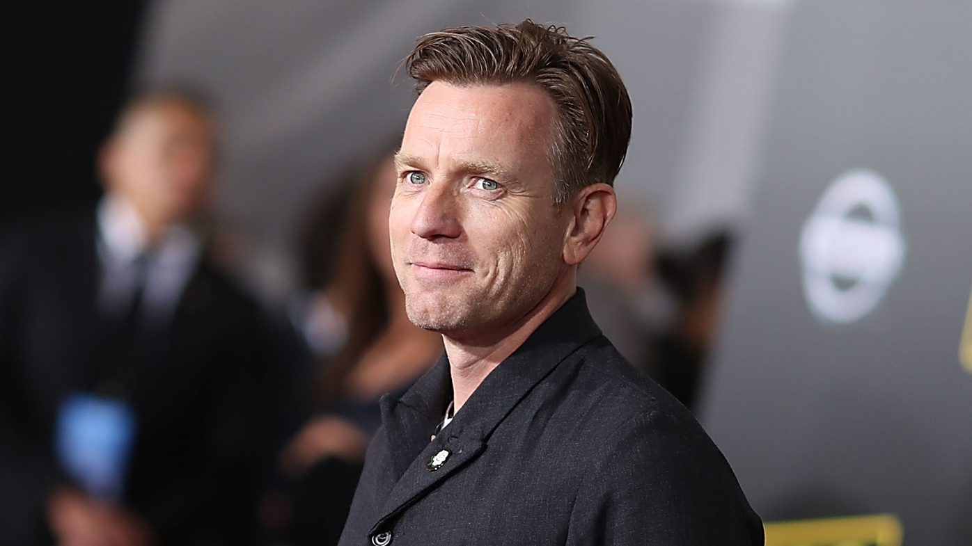 Ewan McGregor at the premiere of Solo: A Star Wars Story