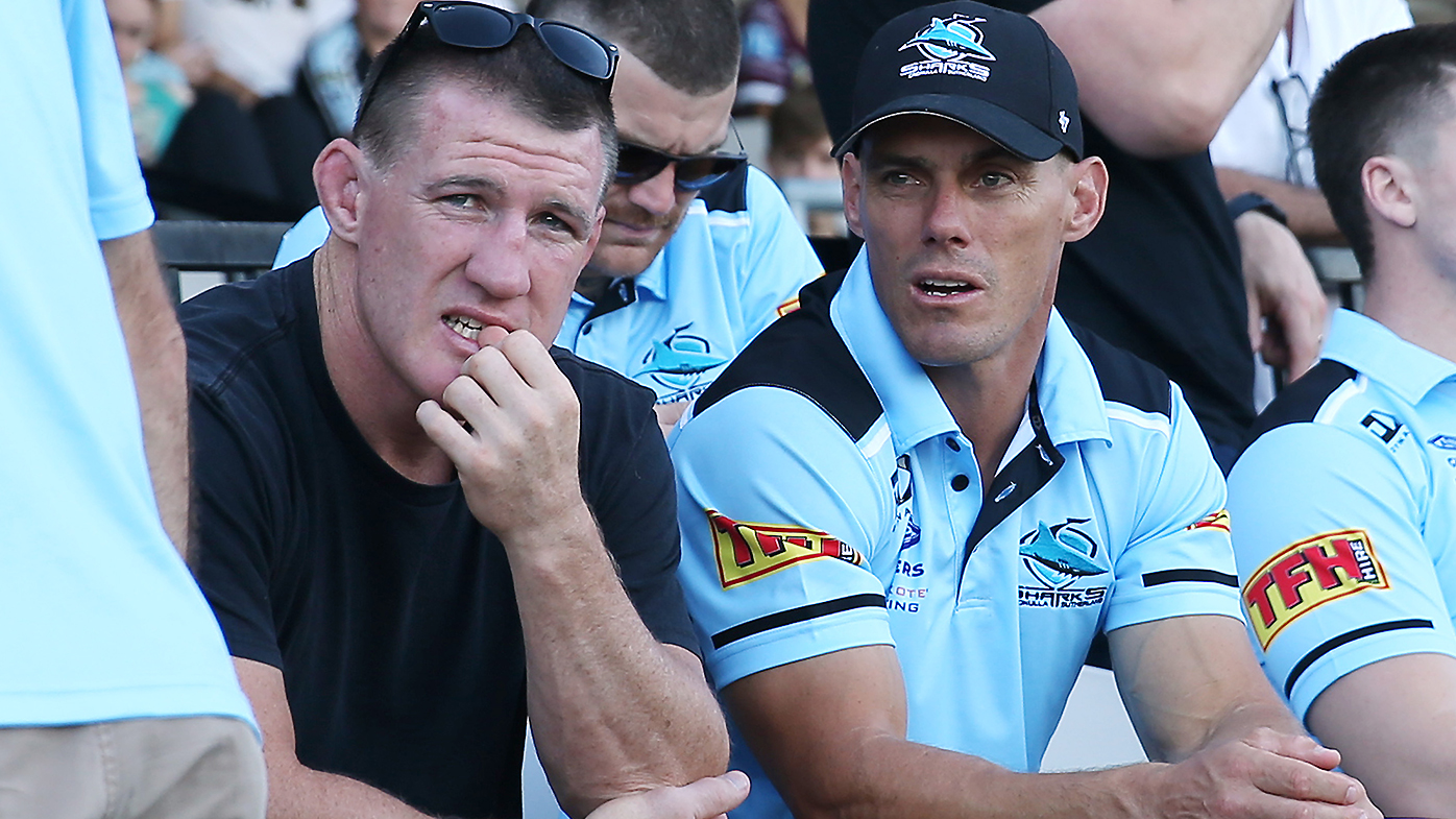 Gallen torn by Sharks' 'harsh' Morris ousting