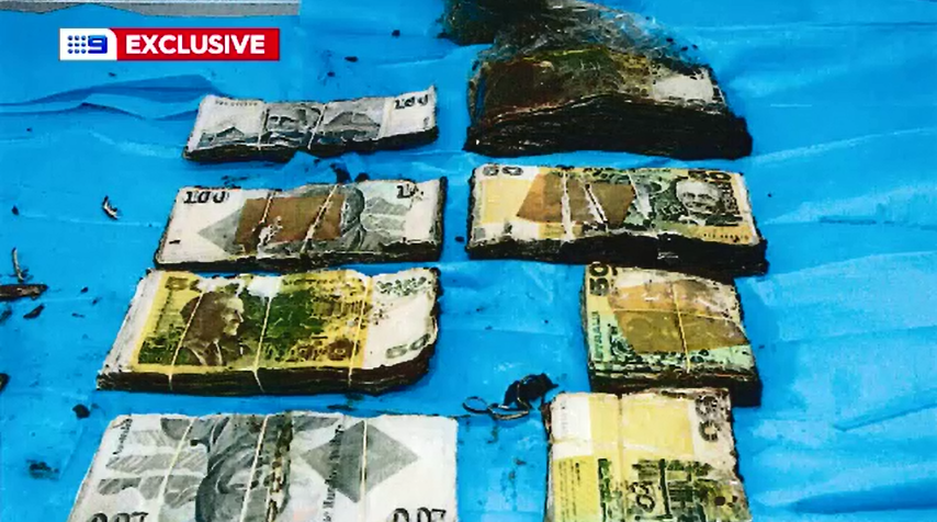 Twist in battle for buried cash found at construction site