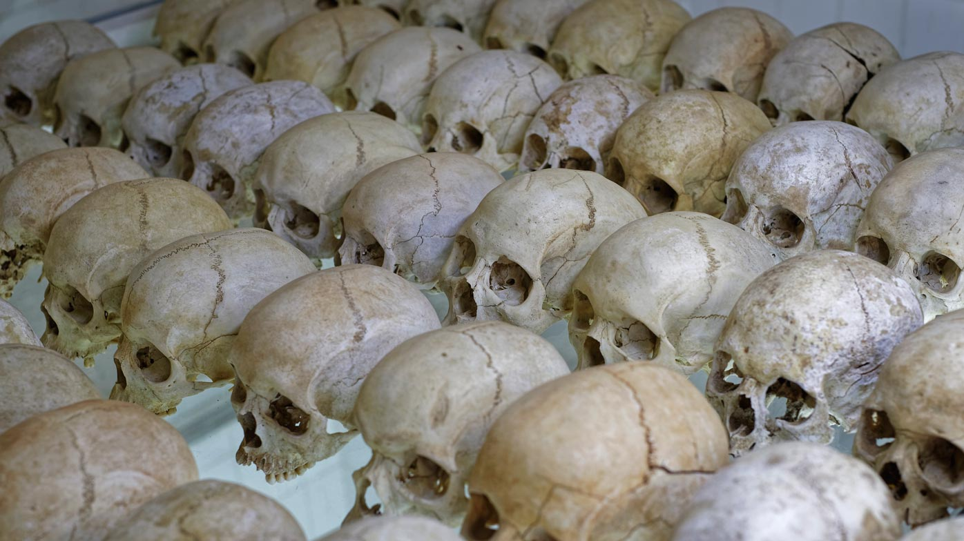 Rwanda finds genocide grave that could contain 30,000 bodies