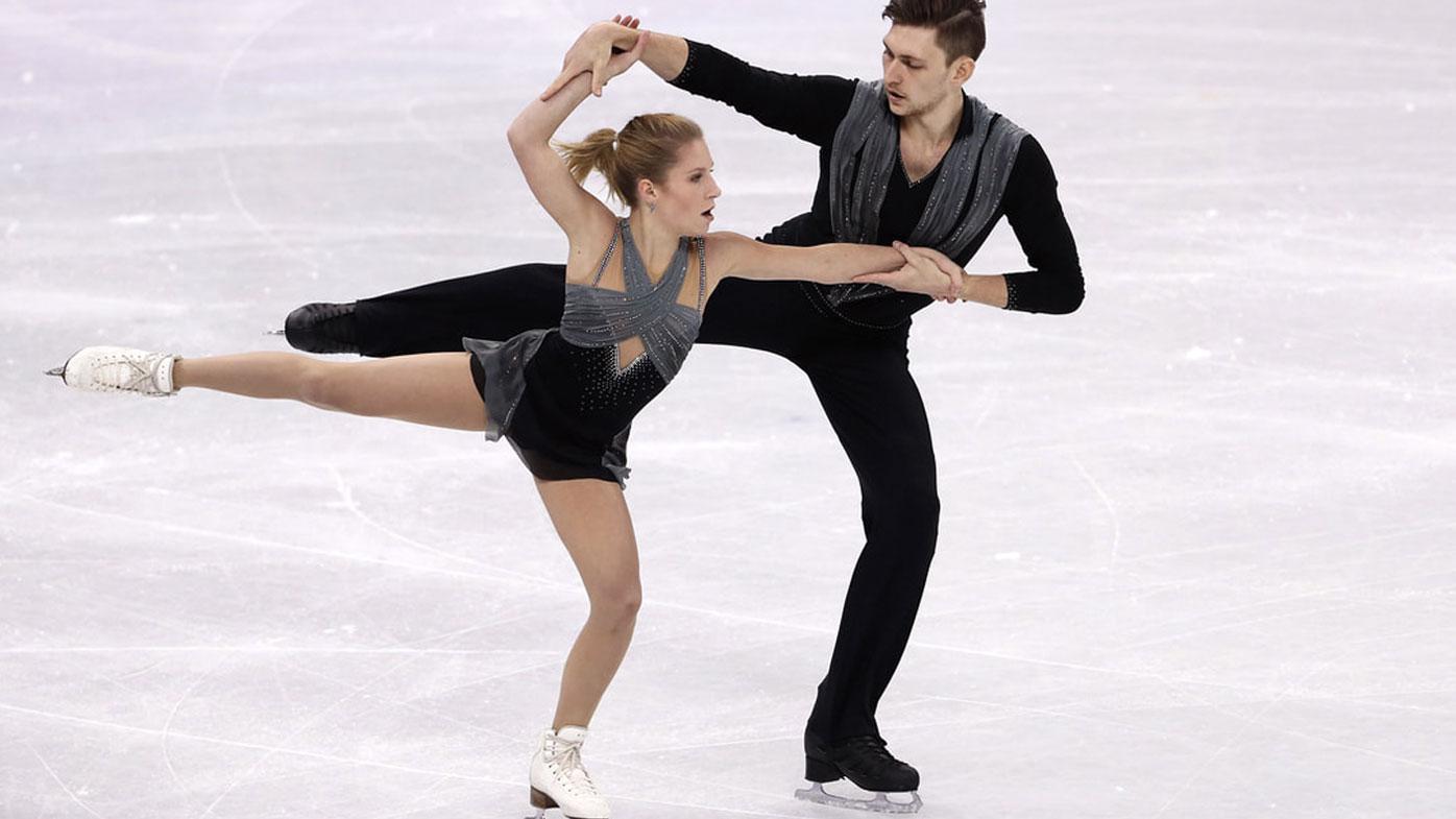 Australian figure skater dies in Russia