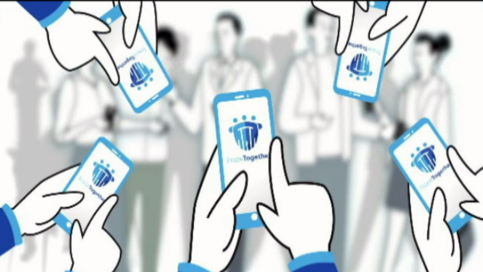 Government's controversial tracing app to launch today