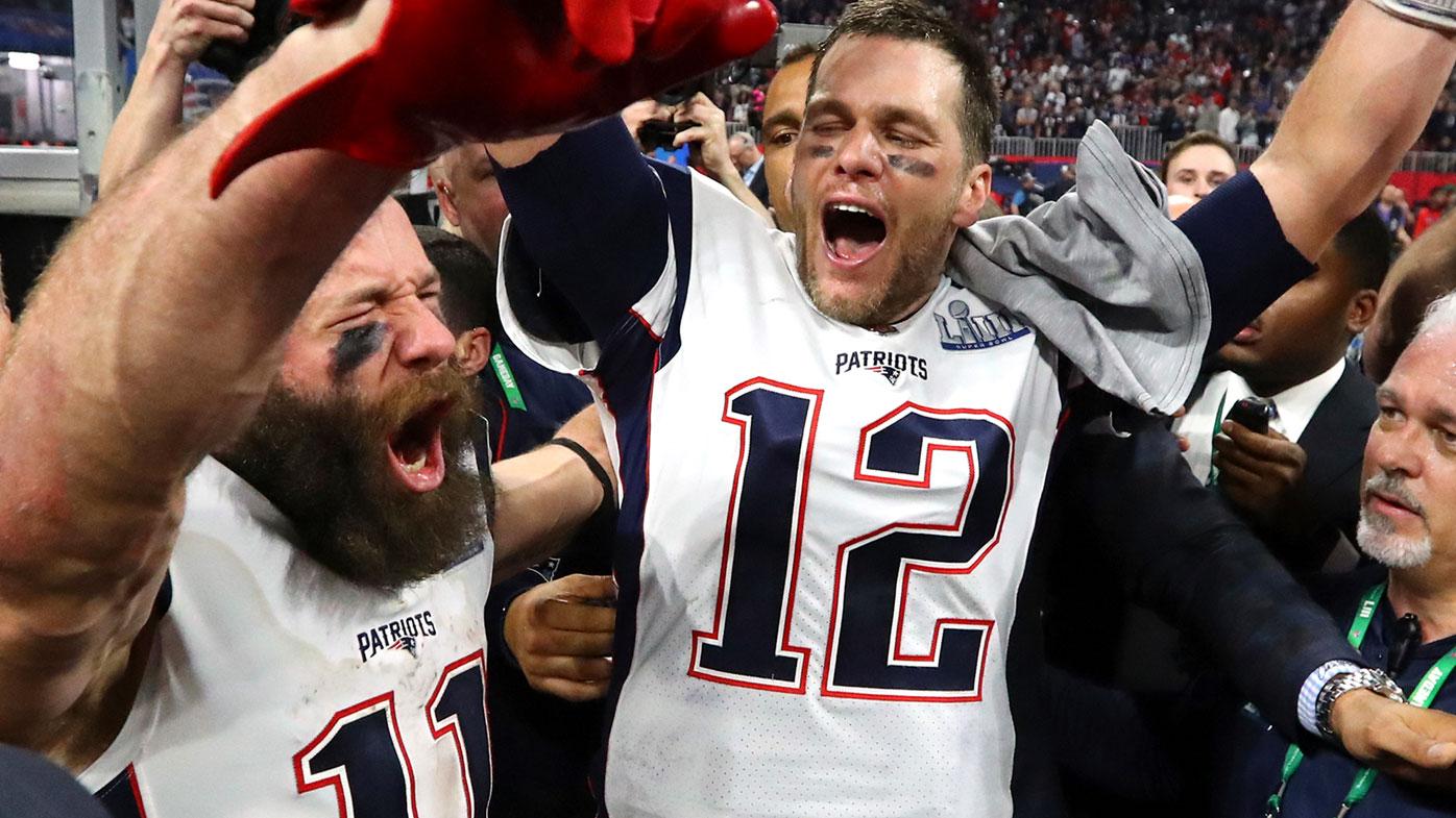 New England Patriots win Super Bowl Llll