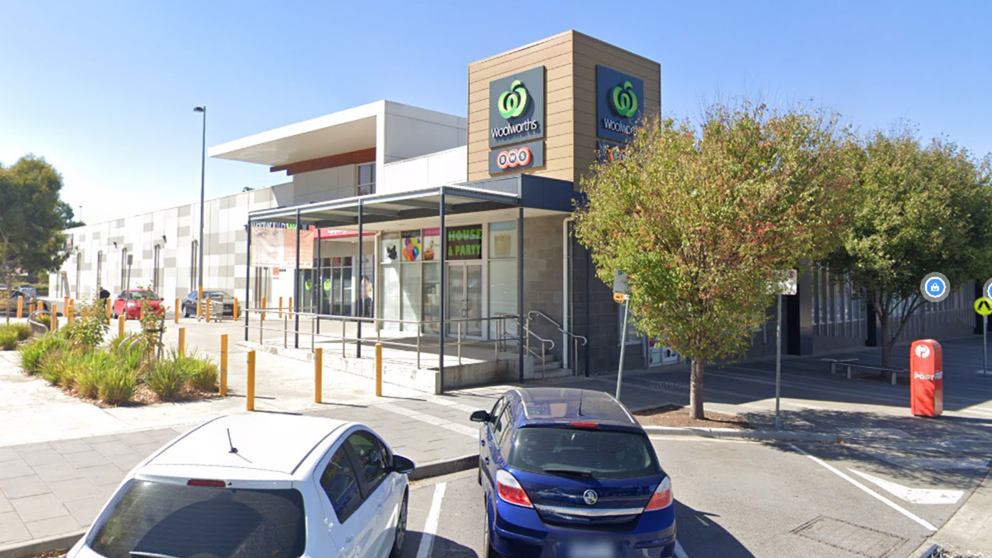 The correct coronavirus exposure site, a Woolworths in Epping North.