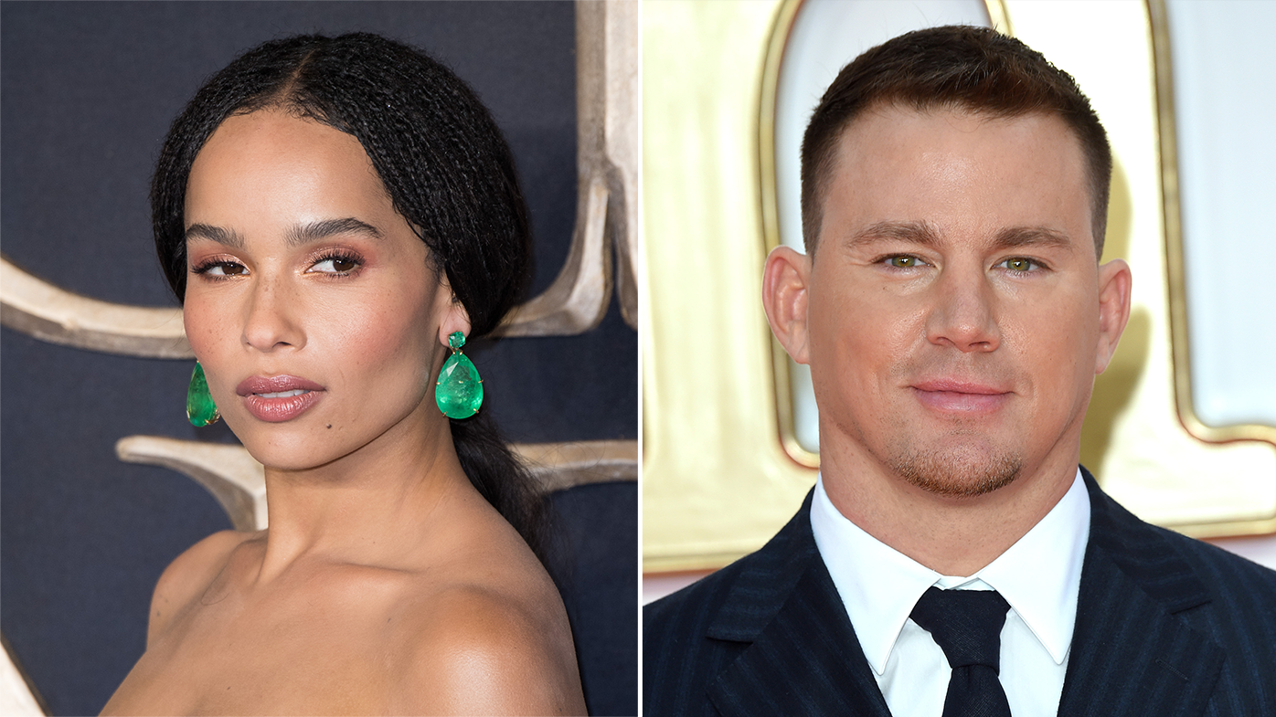 Channing Tatum and actress Zoë Kravitz spark dating rumours following bike ride in New York