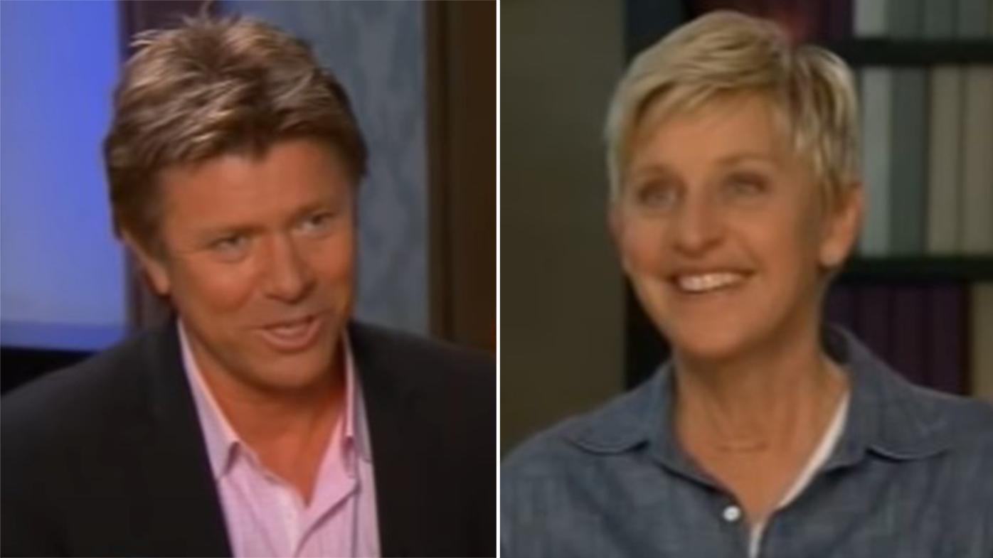 Richards Wilkins interviews Ellen DeGeneres.
