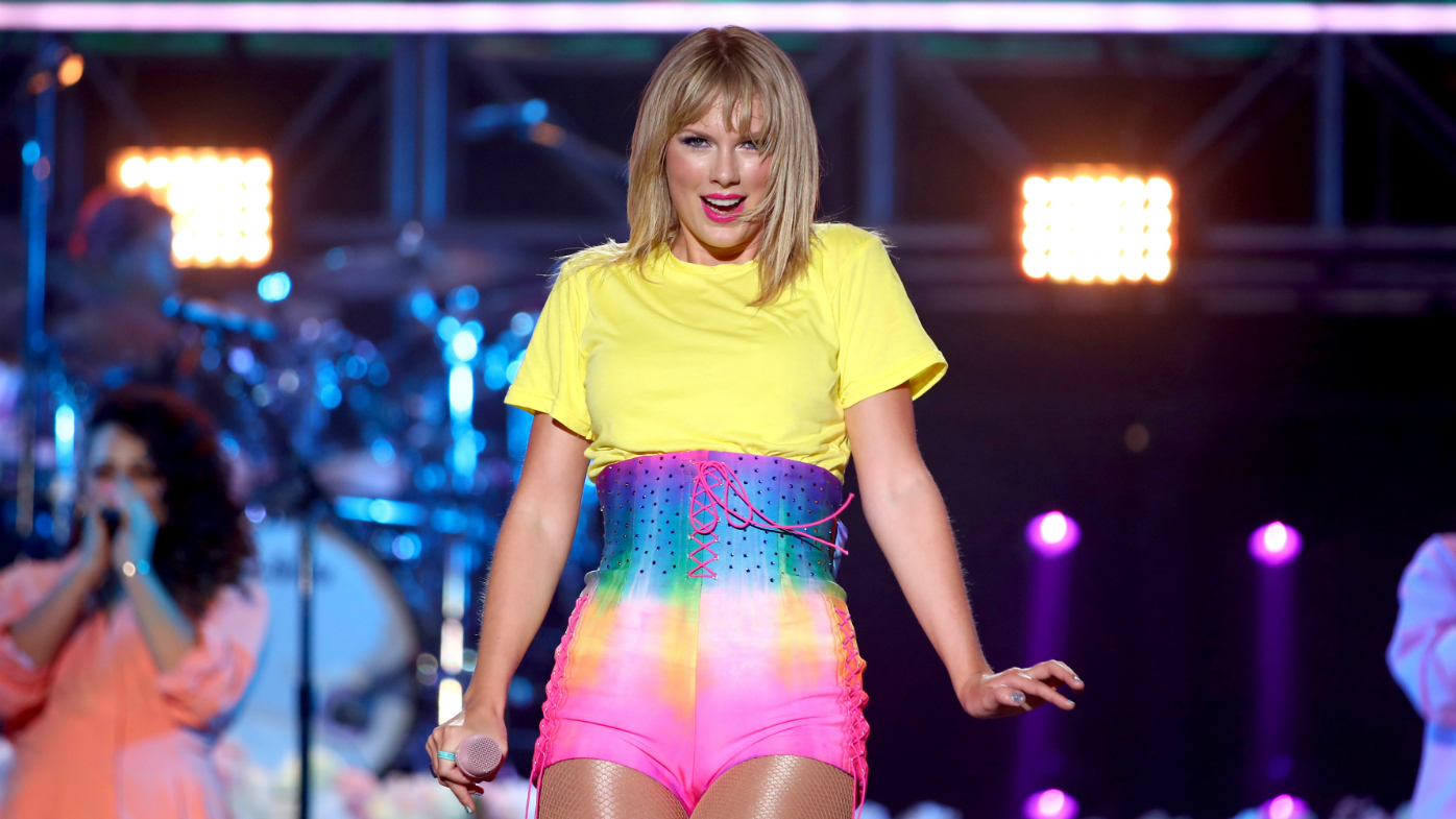 Taylor Swift confirmed for Melbourne Cup performance