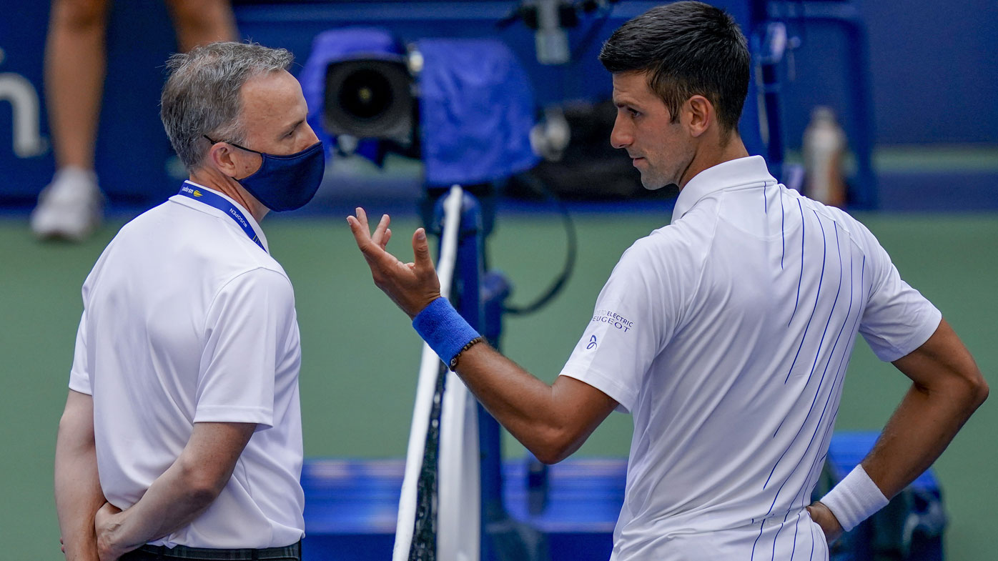 Tennis Novak Djokovic Can Change Public Image Says Peter Fitzsimons