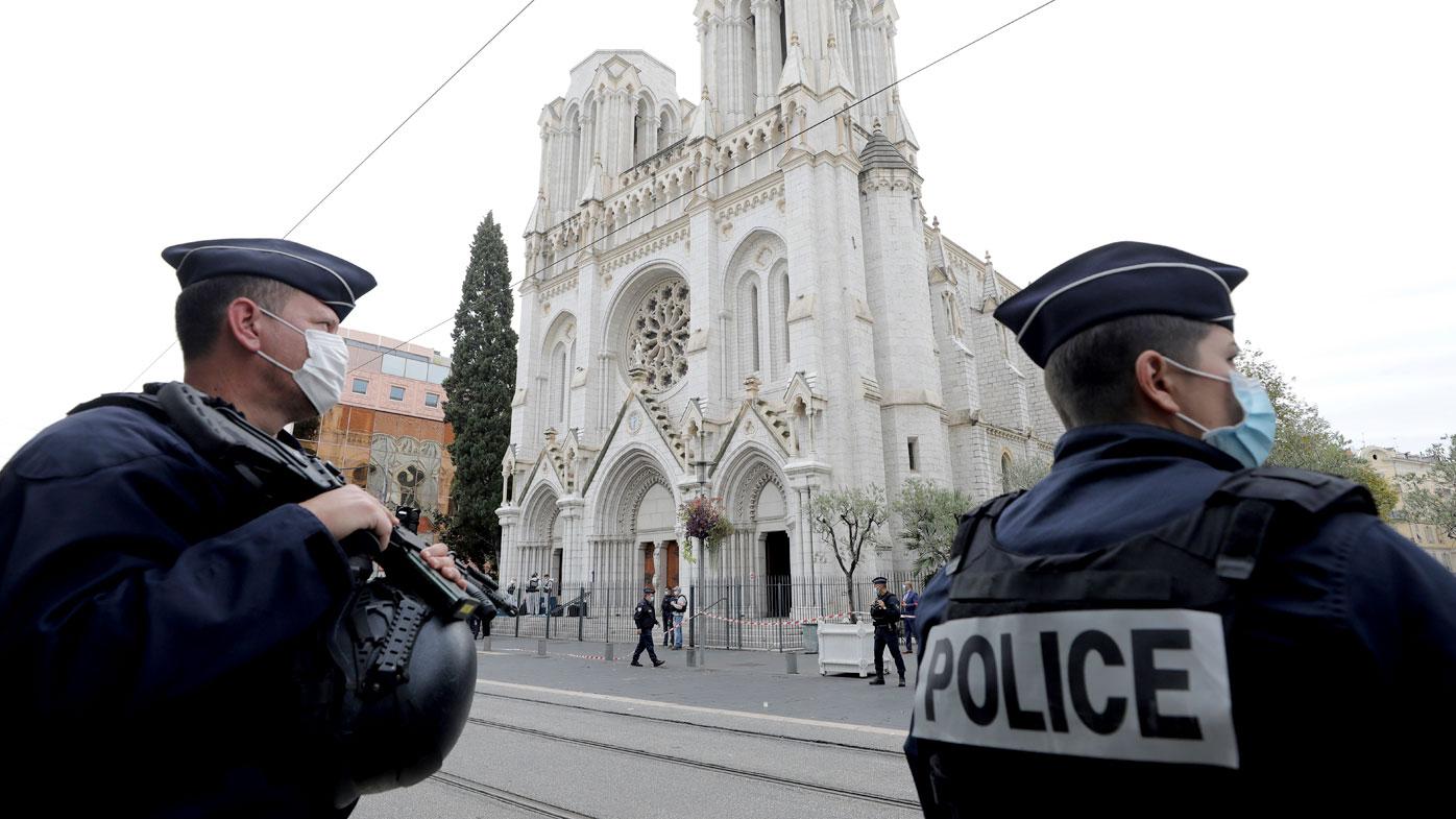 France at 'emergency' alert after Nice attack