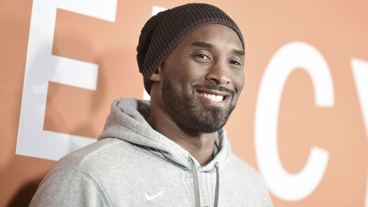 """Kobe Bryant attends the LA premiere of """"Just Mercy"""" on January 6."""
