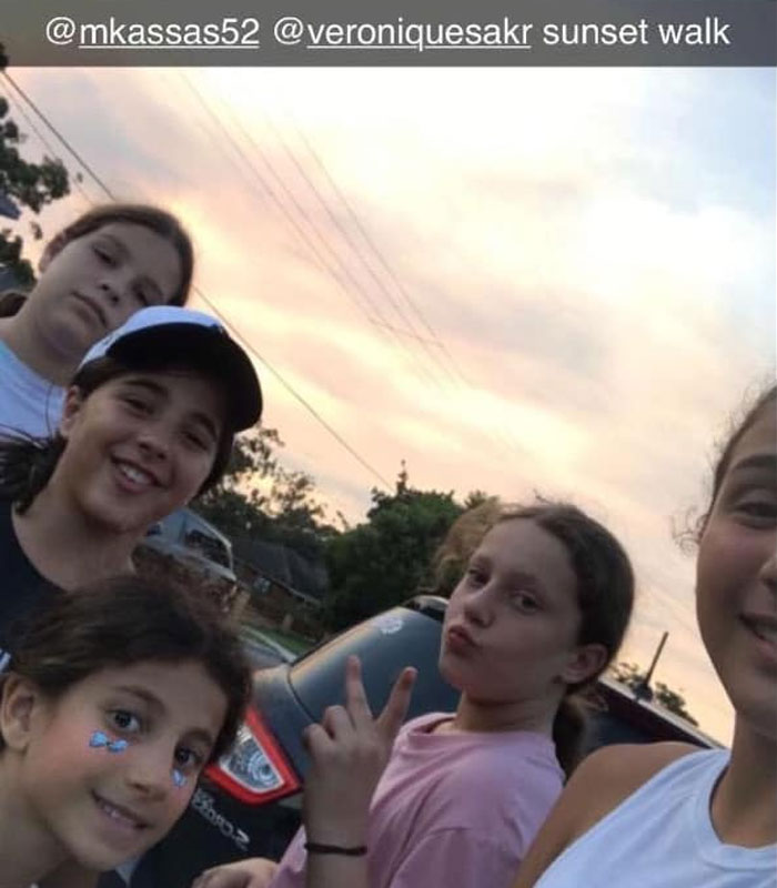 'Their last Sunset Walk on this earth': The final photo of the Oatlands crash victims