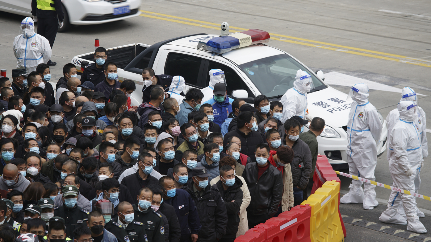 China tests millions after coronavirus flare-ups in three cities
