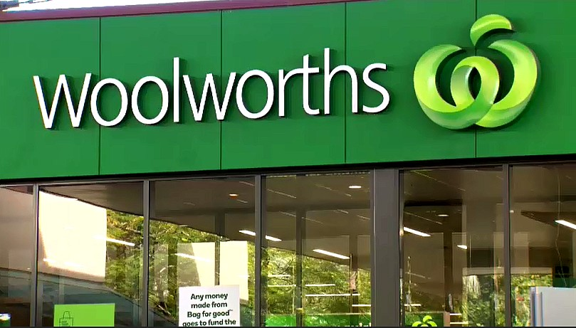 Sandgate Woolworths was one of the several exposure sites revealed today that the woman travelled to.