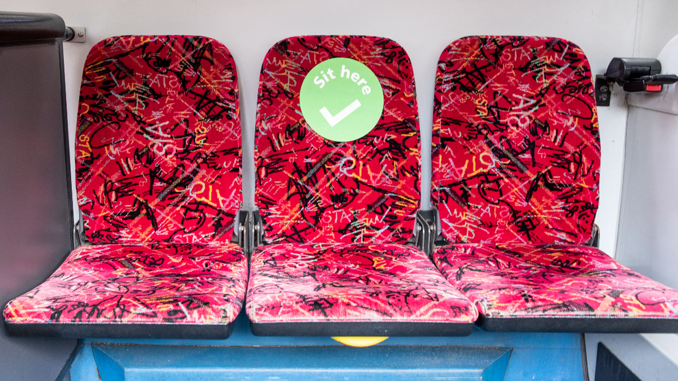 NSW coronavirus public transport restrictions explained