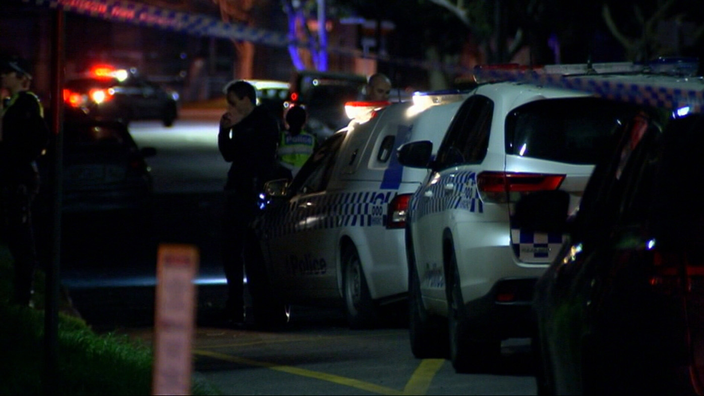 Man dead, another injured in Melbourne stabbing