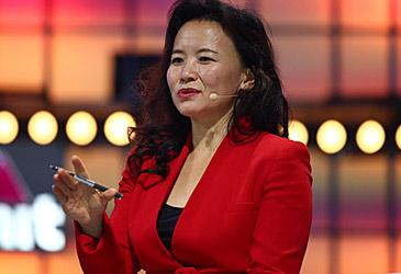 Cheng Lei (Getty)