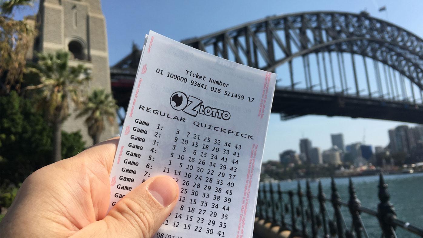 Sydney man's $5 million lotto win keeps him up all night