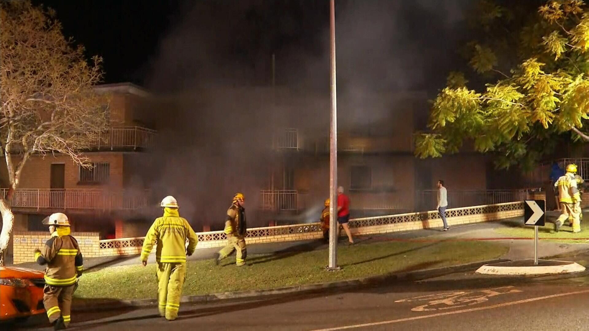 Three suspicious fires in one night rattle neighbourhood