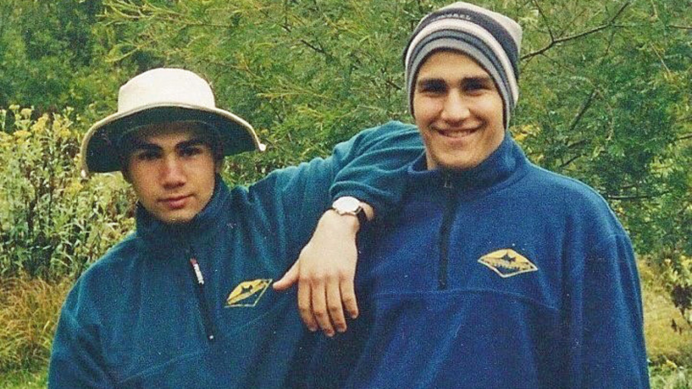 'He deserves to be remembered': Teen who died on school camp honoured 20 years on