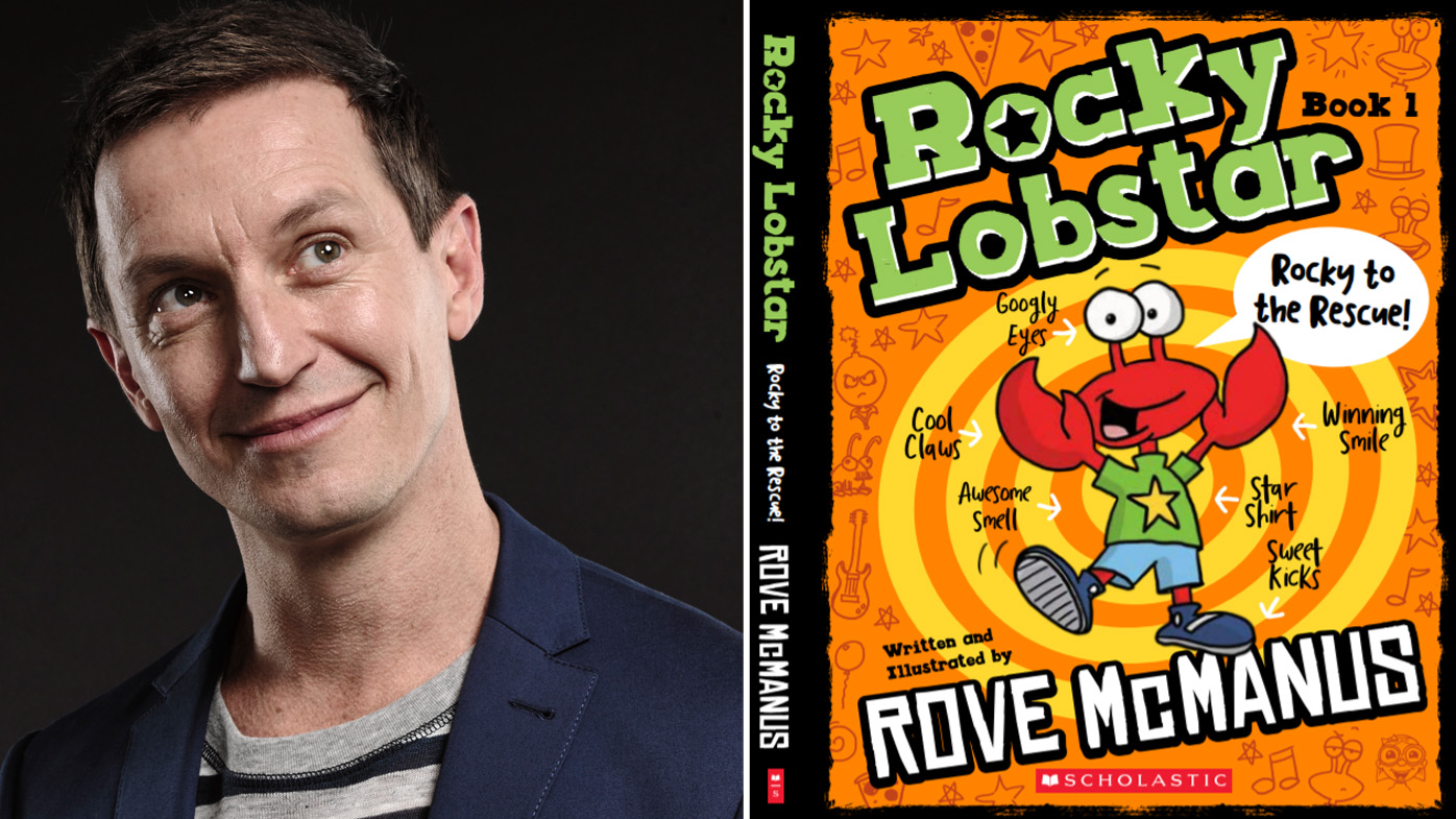 Image result for rove mcmanus childrens books