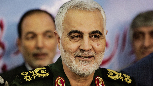 """US President Donald Trump has said that he ordered a precision strike to """"terminate"""" General Qassem Soleimani who was plotting """"imminent and sinister attacks"""" on Americans, adding that the decision was one of deterrence rather than aggression."""