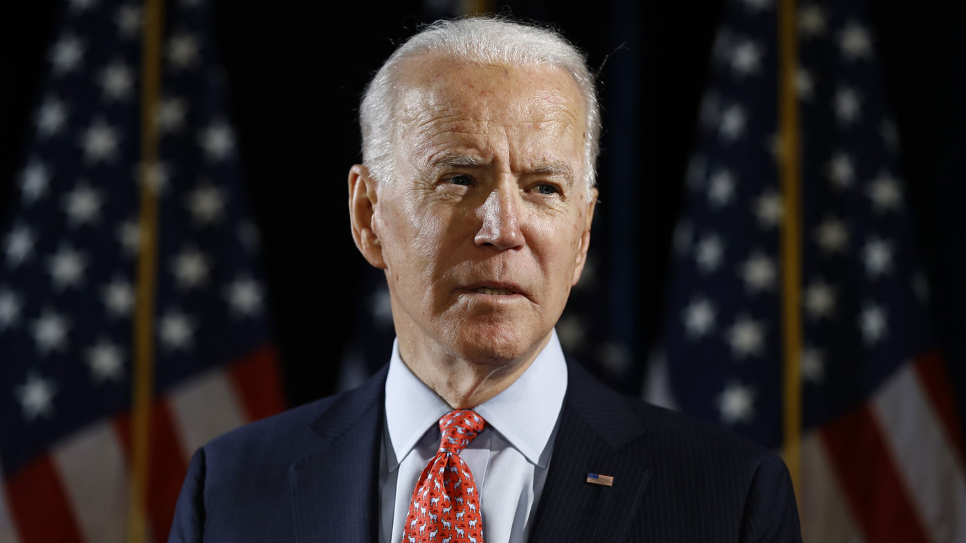 Biden denies former staffer's sexual assault allegation