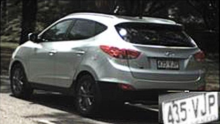 Police are seeking public assistance to locate a silver Hyundai iX35 stolen from Forest Lake which is believed to be linked to a burglary and wounding at Coorparoo this morning.