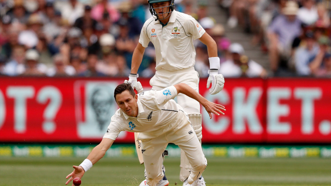 Kiwis call up Will Somerville to replace Trent Boult