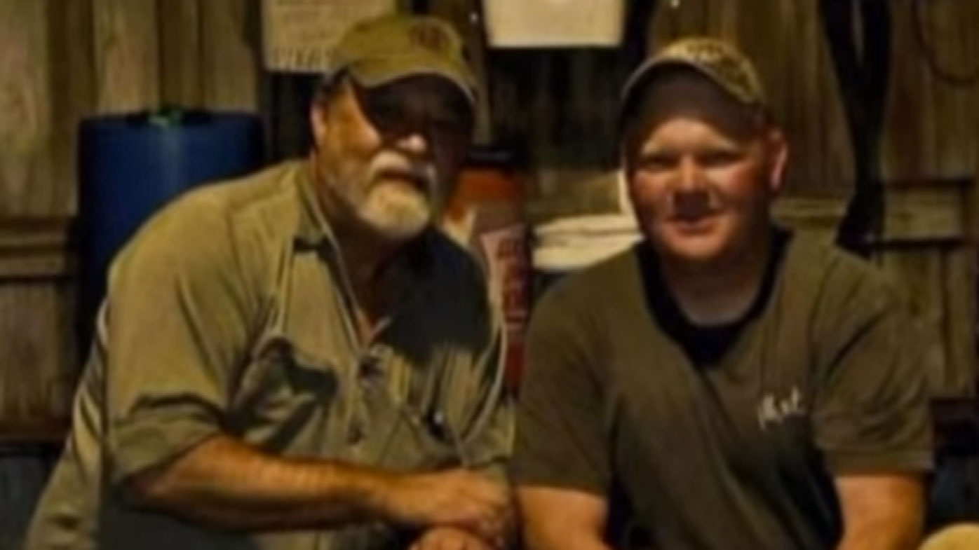 Gregory McMichael and his son Travis have not been charged after they shot Ahmaud Arbery in the street.