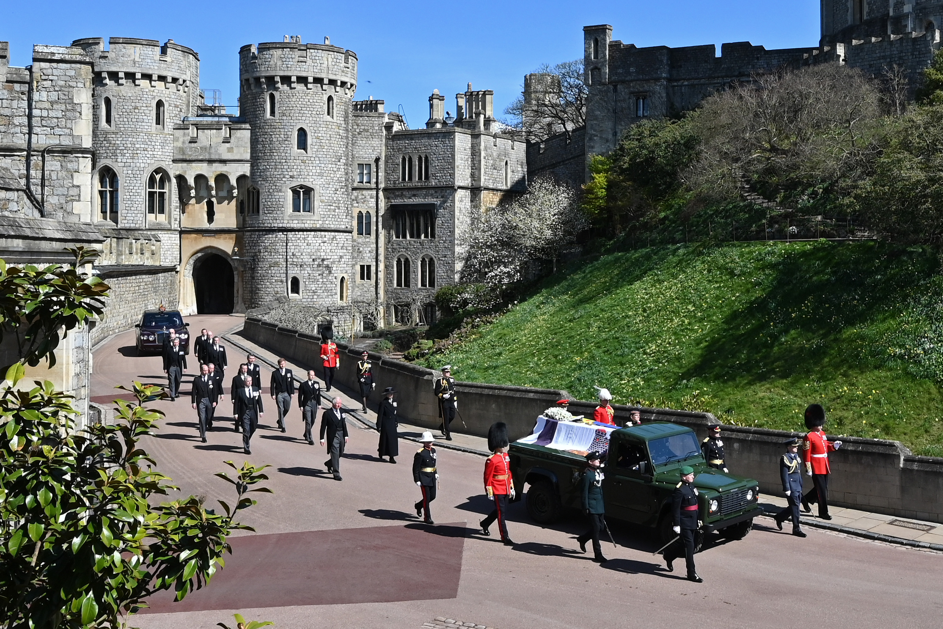 Prince Philip's funeral
