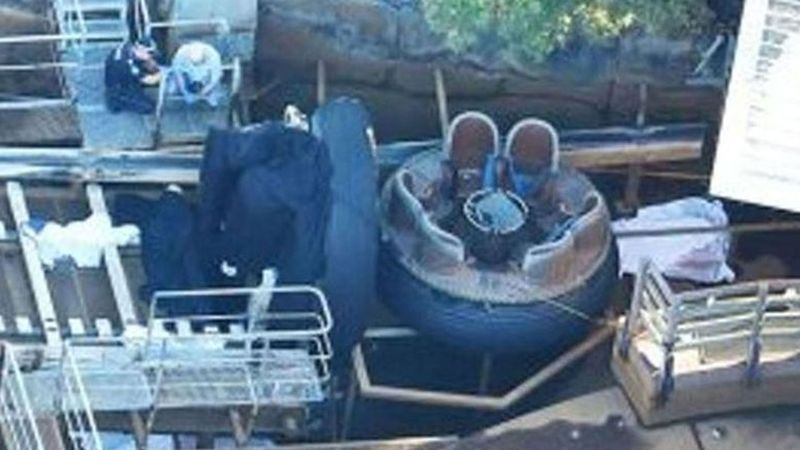 Four people were killed while riding the Thunder River Rapids at Dreamworld in 2016.