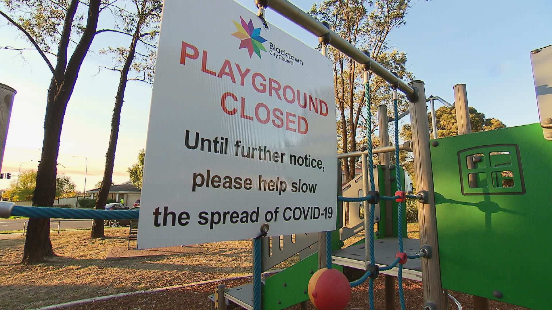Blacktown City Council has closed all playground and gym equipment because people are misusing them under the strict COVID-19 restrictions.
