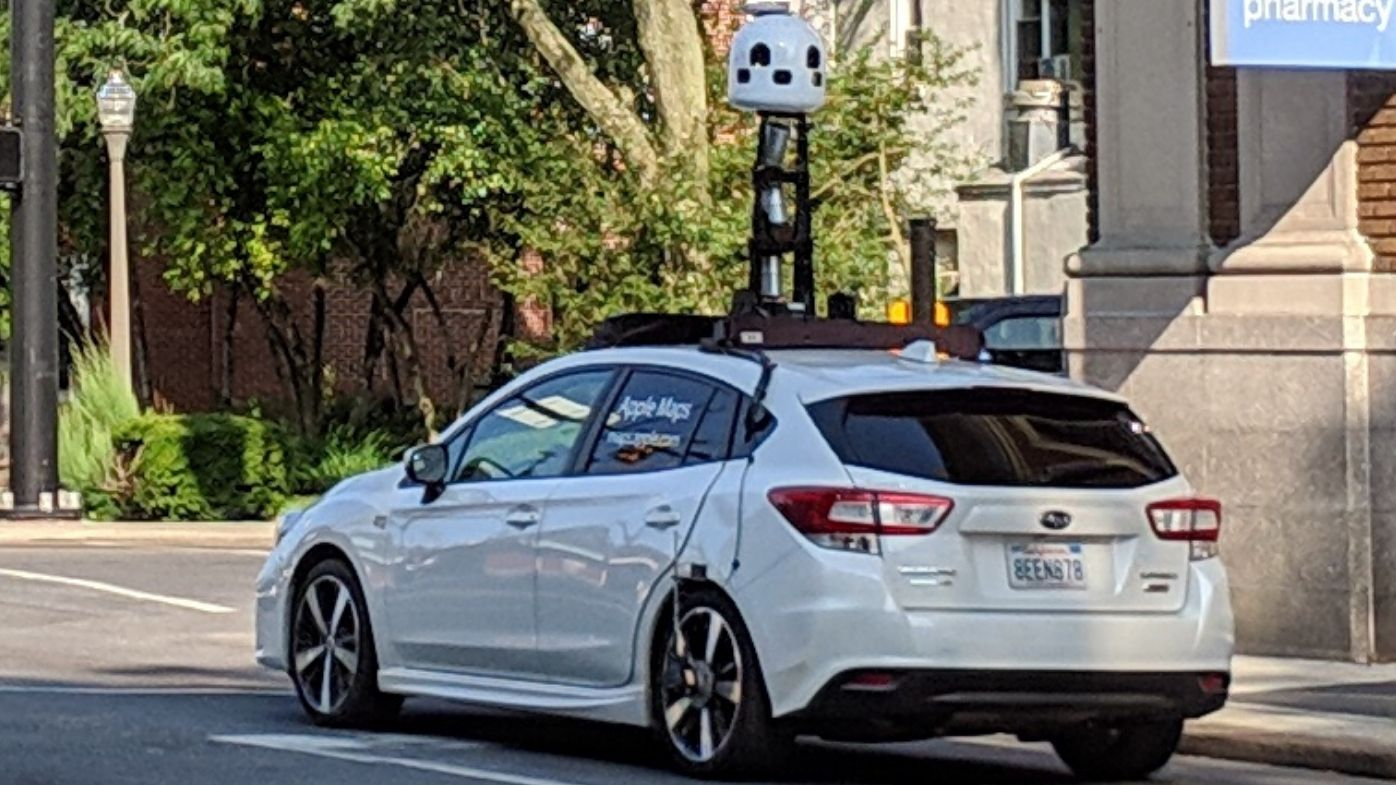 Apple 'Look Around' cars to drive around Australia for new mapping platform