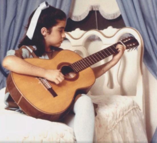 Singer Gloria Estefan reveals sexual abuse at age nine.
