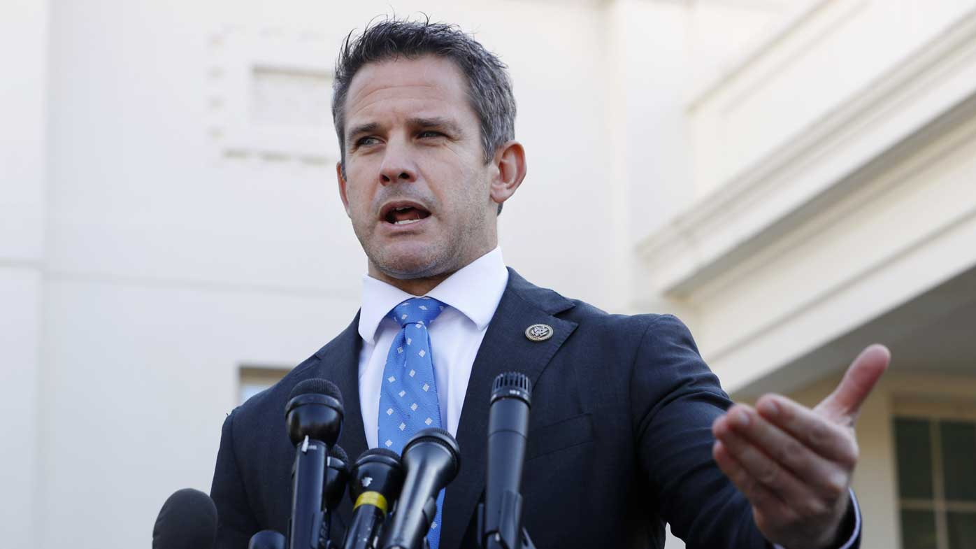Illinois Republican Adam Kinzinger has called for Donald Trump to be impeached.