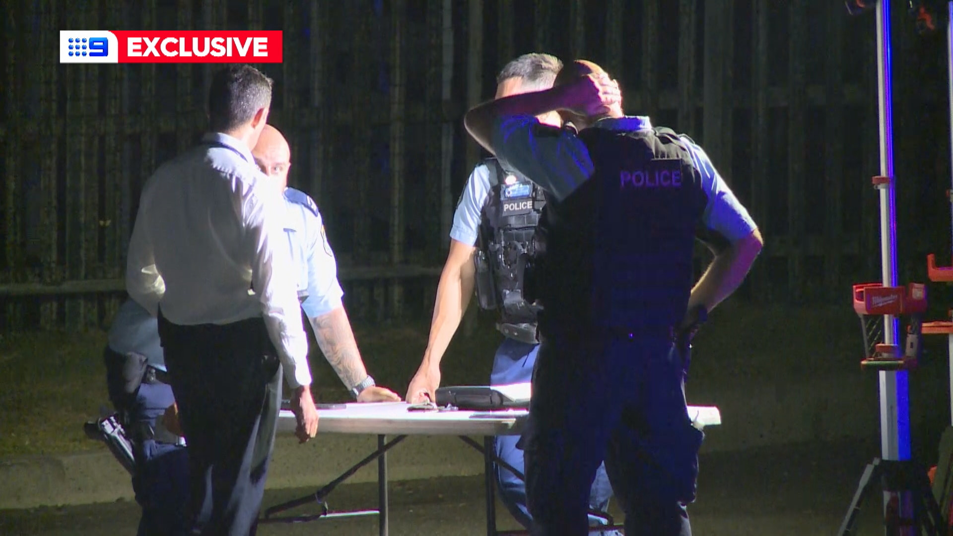 Police continue search after triple drowning on NSW coast