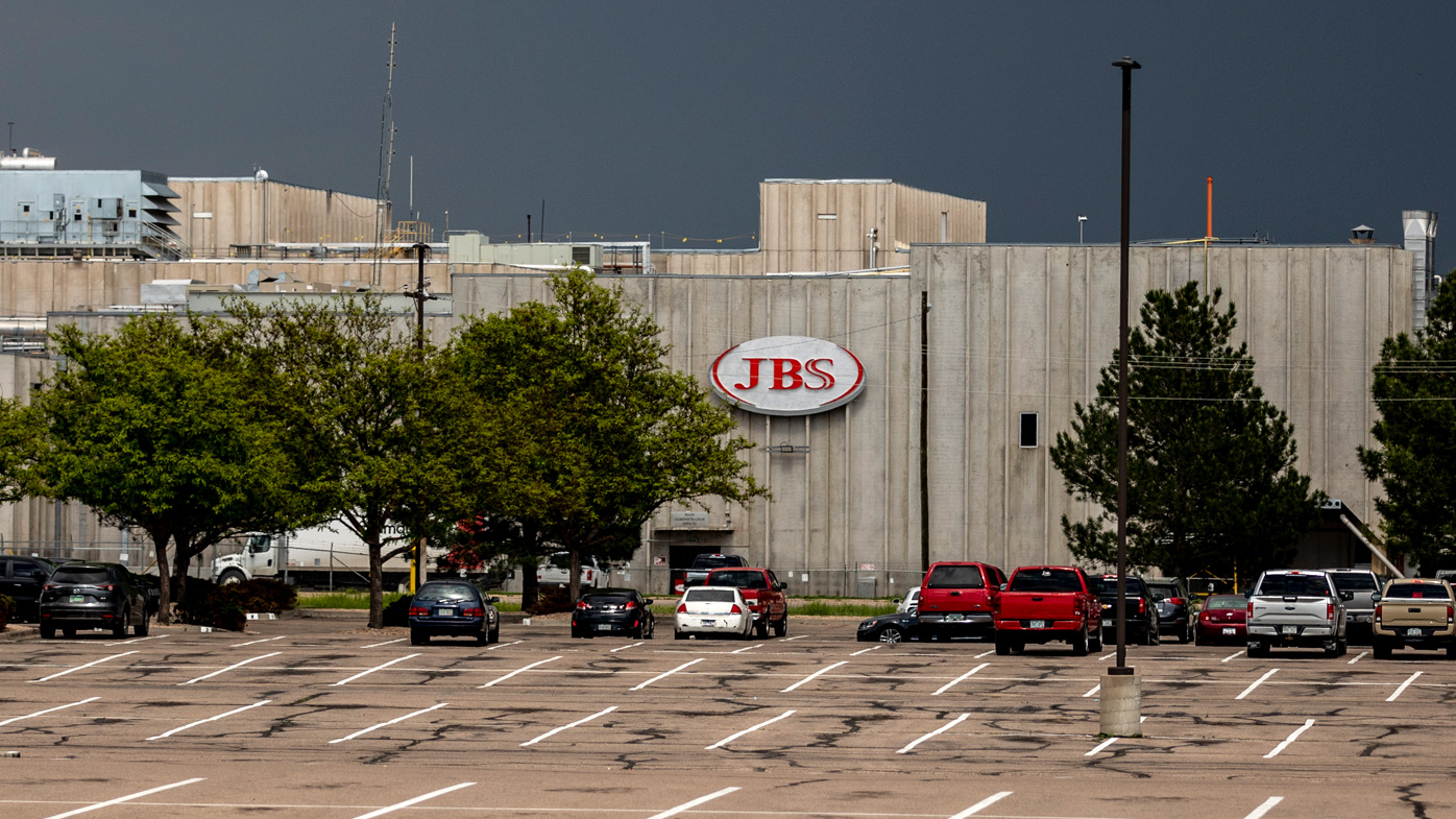 JBS owns facilities in 20 countries.