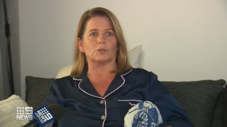 Gold Coast woman bedridden for weeks after magpie attack