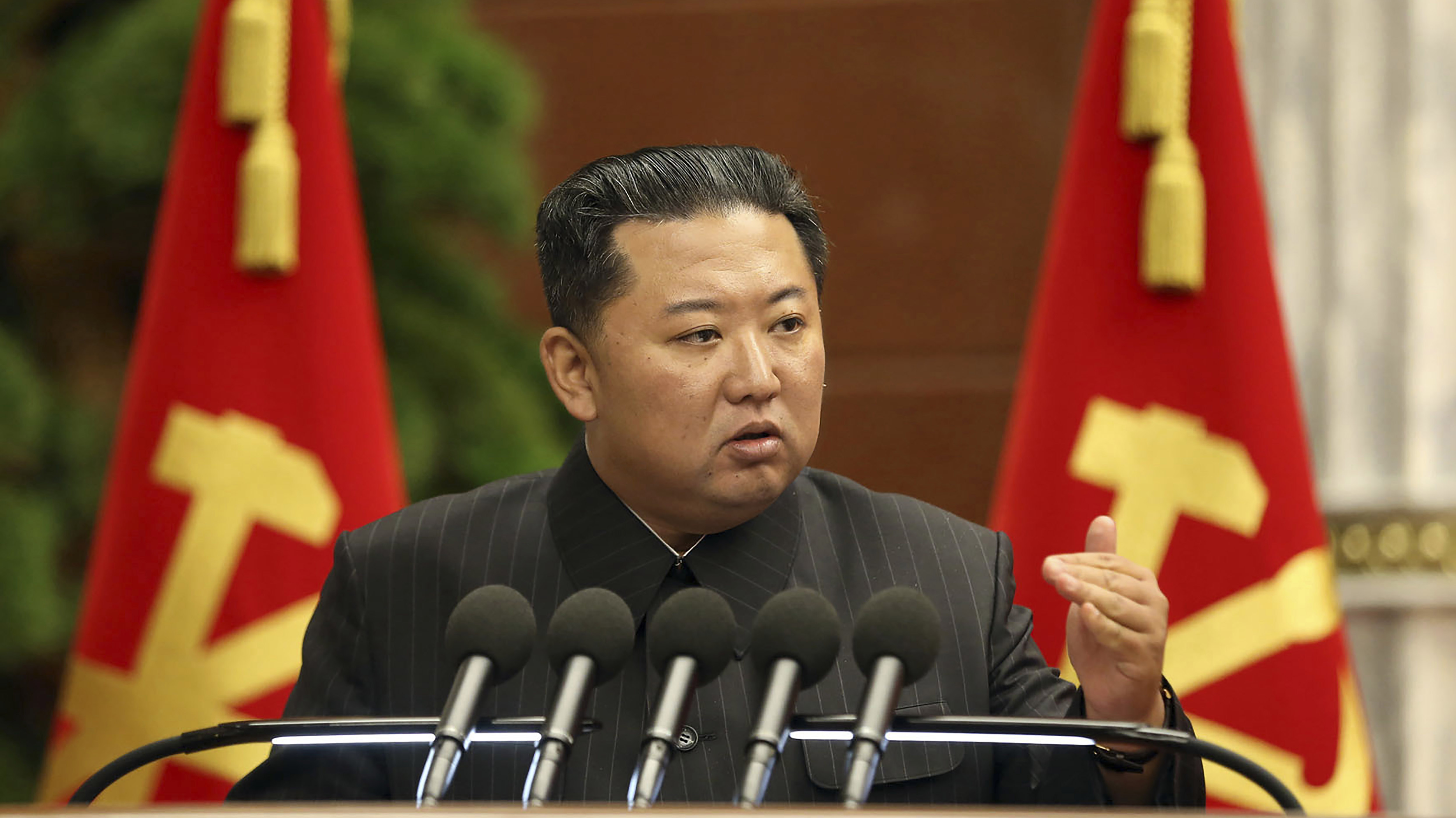 The US anticipated that some missiles would be tested in a show of strength by North Korea and its leader, Kim Jong Un.