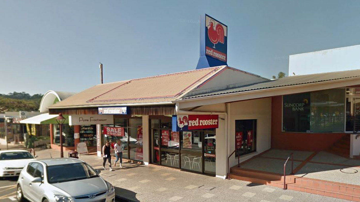 Seven Red Rooster stores shut their doors immediately